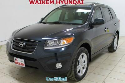 2011 Hyundai Santa Fe Limited SUV for sale in Massillon for $20,000 with 30,365 miles.