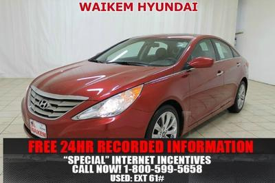 2011 Hyundai Sonata SE 2.0T Sedan for sale in Massillon for $18,000 with 24,915 miles.