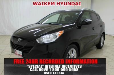 2012 Hyundai Tucson GLS SUV for sale in Massillon for $20,000 with 27,635 miles.