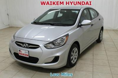 2012 Hyundai Accent GLS Sedan for sale in Massillon for $13,400 with 14,782 miles.