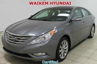 2013 Hyundai Sonata Limited 2.0T Sedan for sale in Massillon for $24,000 with 7,086 miles.