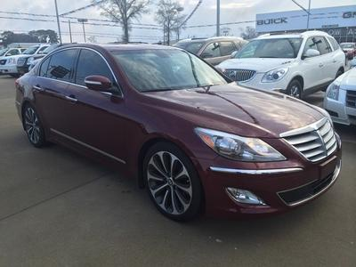 2013 Hyundai Genesis 5.0 R-Spec Sedan for sale in Nacogdoches for $37,995 with 14,272 miles.