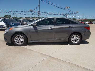 2014 Hyundai Sonata GLS Sedan for sale in Nacogdoches for $21,995 with 512 miles.