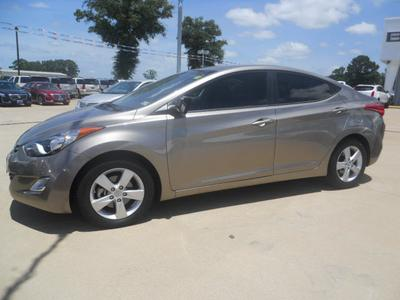 2013 Hyundai Elantra GLS Sedan for sale in Nacogdoches for $16,995 with 52,649 miles.