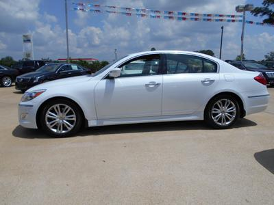 2014 Hyundai Genesis 3.8 Sedan for sale in Nacogdoches for $32,995 with 882 miles.