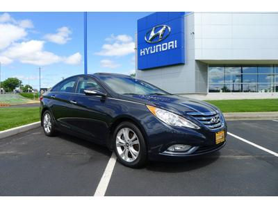 2011 Hyundai Sonata Limited Sedan for sale in New Haven for $19,999 with 19,696 miles.