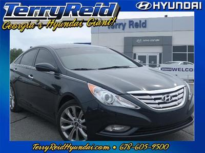 2013 Hyundai Sonata SE Sedan for sale in Cartersville for $16,980 with 38,780 miles.