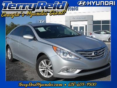 2013 Hyundai Sonata GLS Sedan for sale in Cartersville for $17,995 with 7,306 miles.