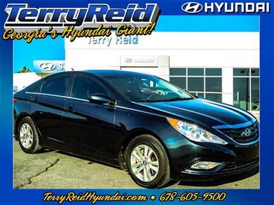 2013 Hyundai Sonata GLS Sedan for sale in Cartersville for $18,495 with 9,156 miles.