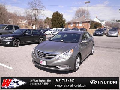 2013 Hyundai Sonata GLS Sedan for sale in Staunton for $17,988 with 16,112 miles.