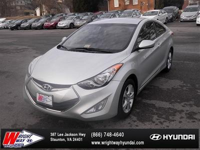 2013 Hyundai Elantra GS Coupe for sale in Staunton for $17,988 with 14,138 miles.