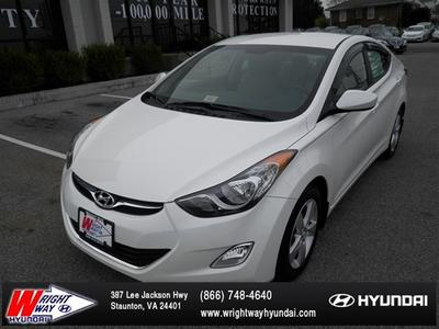 2013 Hyundai Elantra GLS Sedan for sale in Staunton for $17,988 with 10,281 miles.