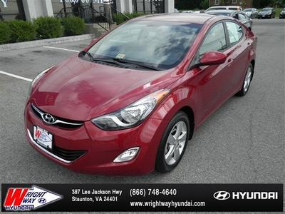 2013 Hyundai Elantra GLS Sedan for sale in Staunton for $17,988 with 28,169 miles.