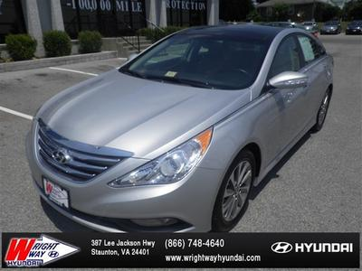2014 Hyundai Sonata Limited Sedan for sale in Staunton for $28,988 with 1,798 miles.