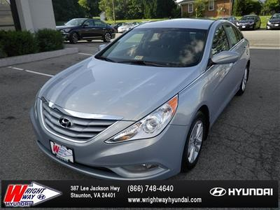 2013 Hyundai Sonata GLS Sedan for sale in Staunton for $16,988 with 31,859 miles.