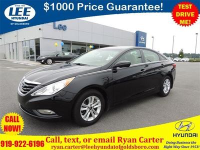 2013 Hyundai Sonata GLS Sedan for sale in Goldsboro for $17,800 with 8,857 miles.