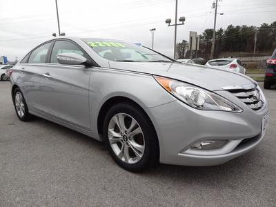 2013 Hyundai Sonata Limited Sedan for sale in Chattanooga for $20,988 with 41,720 miles.
