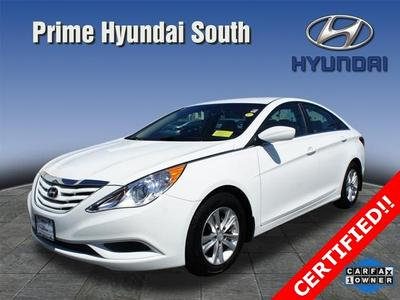 2013 Hyundai Sonata GLS Sedan for sale in Quincy for $16,000 with 8,464 miles.