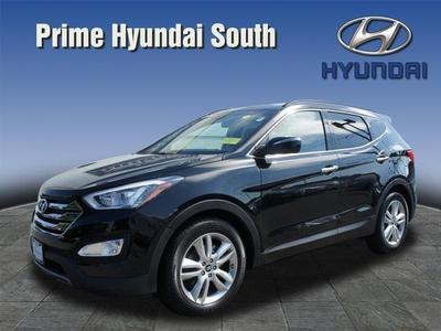 2013 Hyundai Santa Fe Sport 2.0T SUV for sale in Quincy for $27,999 with 5,804 miles.