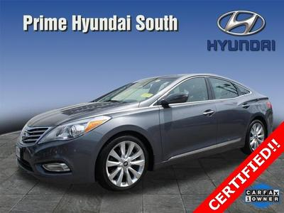 2012 Hyundai Azera Base Sedan for sale in Quincy for $26,807 with 20,266 miles.