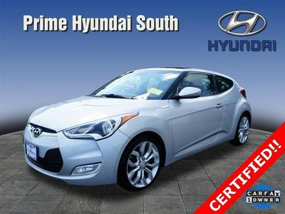 2012 Hyundai Veloster Hatchback for sale in Quincy for $15,200 with 25,603 miles.