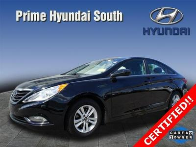 2013 Hyundai Sonata GLS Sedan for sale in Quincy for $16,999 with 28,473 miles.