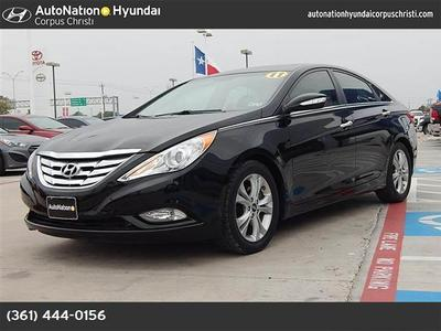 2011 Hyundai Sonata Limited Sedan for sale in Corpus Christi for $17,993 with 53,640 miles.