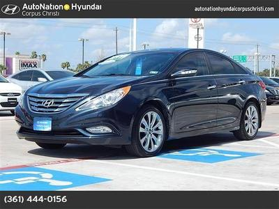 2012 Hyundai Sonata Limited 2.0T Sedan for sale in Corpus Christi for $21,991 with 13,576 miles.