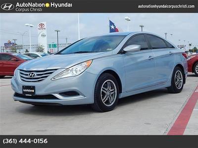 2013 Hyundai Sonata GLS Sedan for sale in Corpus Christi for $16,693 with 40,143 miles.