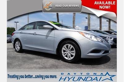 2011 Hyundai Sonata GLS Sedan for sale in Daytona Beach for $15,100 with 7,585 miles.
