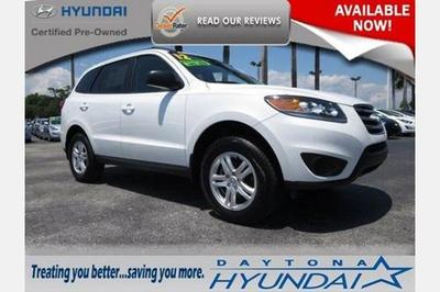 2012 Hyundai Santa Fe GLS SUV for sale in Daytona Beach for $19,300 with 14,577 miles.