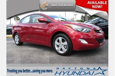 2013 Hyundai Elantra GLS Sedan for sale in Daytona Beach for $16,900 with 10,497 miles.