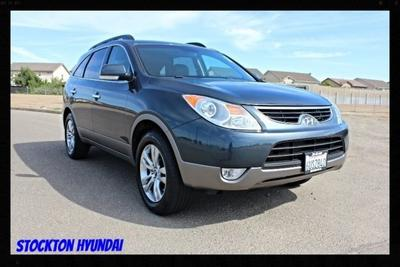 2012 Hyundai Veracruz Limited SUV for sale in Stockton for $26,998 with 26,091 miles.