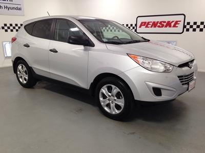 2013 Hyundai Tucson GL SUV for sale in Pharr for $19,695 with 17,738 miles.