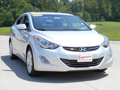 2011 Hyundai Elantra Limited Sedan for sale in Parkersburg for $19,999 with 33,254 miles.