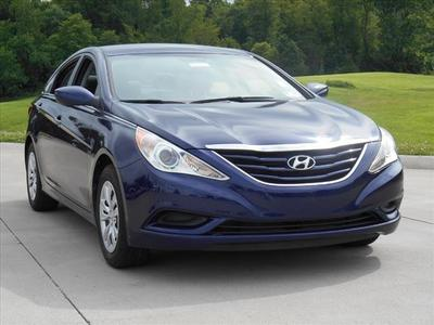 2012 Hyundai Sonata GLS Sedan for sale in Parkersburg for $15,982 with 49,682 miles.