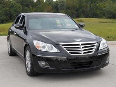 2011 Hyundai Genesis 4.6 Sedan for sale in Parkersburg for $24,865 with 45,300 miles.