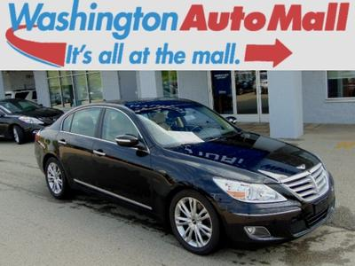 2011 Hyundai Genesis 4.6 Sedan for sale in Washington for $24,297 with 30,846 miles.