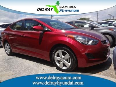 2013 Hyundai Elantra GLS Sedan for sale in Delray Beach for $17,995 with 29,083 miles.