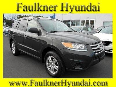 2012 Hyundai Santa Fe GLS SUV for sale in Philadelphia for $18,695 with 44,976 miles.