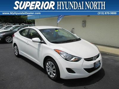 2012 Hyundai Elantra GLS Sedan for sale in Fairfield for $15,666 with 39,590 miles.