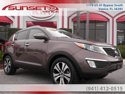 2011 Kia Sportage EX SUV for sale in Venice for $19,995 with 38,416 miles.