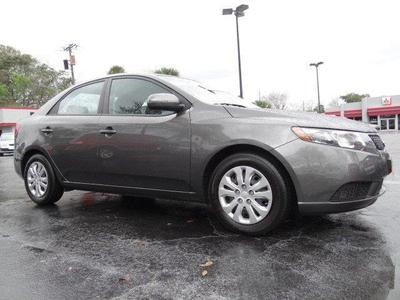 2013 Kia Forte EX Sedan for sale in Daytona Beach for $16,995 with 18,731 miles.