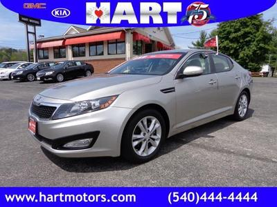 2013 Kia Optima LX Sedan for sale in Salem for $18,550 with 14,083 miles.
