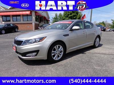 2013 Kia Optima LX Sedan for sale in Salem for $18,950 with 18,224 miles.