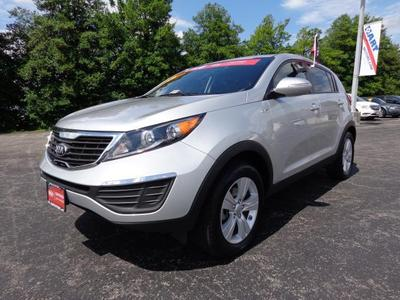 2013 Kia Sportage LX SUV for sale in Salem for $20,895 with 32,657 miles.