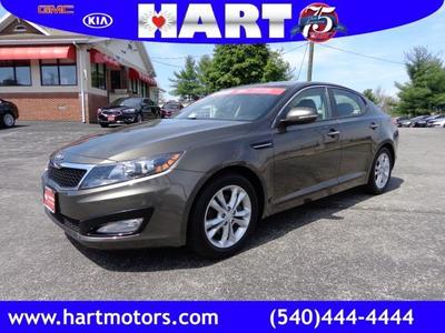2013 Kia Optima LX Sedan for sale in Salem for $18,950 with 24,506 miles.
