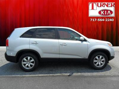 2011 Kia Sorento LX SUV for sale in Harrisburg for $17,995 with 38,020 miles.