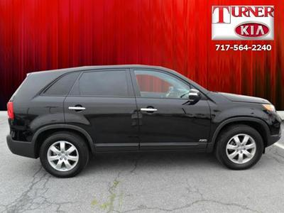 2013 Kia Sorento LX SUV for sale in Harrisburg for $21,695 with 24,805 miles.
