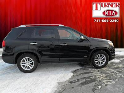 2014 Kia Sorento LX SUV for sale in Harrisburg for $25,995 with 2,942 miles.